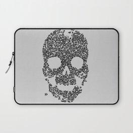 Panda is Cool (Grey) Laptop Sleeve