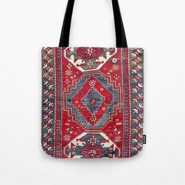 Kazak Southwest Caucasus Rug Tote Bag