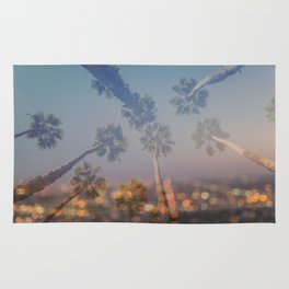 Postcard from L.A. Rug