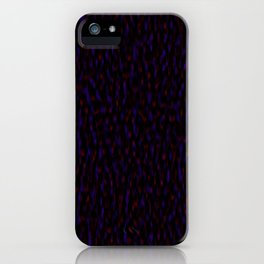 Globular Field 8 iPhone Case
