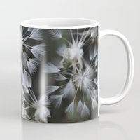 coconut wishes Mugs featuring Wishes  by A Wandering Soul