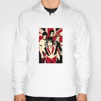 the who Hoodies featuring wHO? by f_e_l_i_x_x