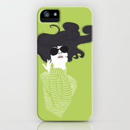 Into the Green iPhone Case