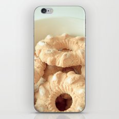 Cookies! iPhone & iPod Skin