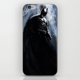 Bat Knight iPhone Skin