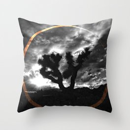 Sacred Joshua Tree — Icons & Relics. Throw Pillow