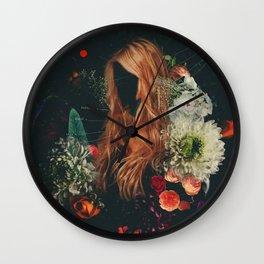 Editorial Wall Clock