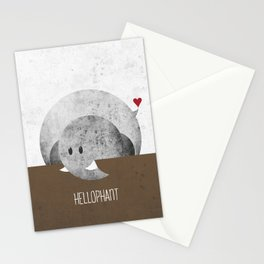 Hellophant Stationery Cards