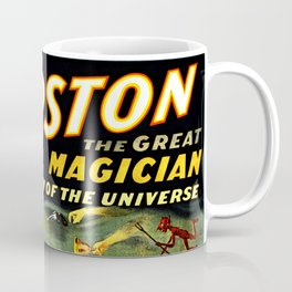 Thurston the Great Magician, the Wonder Show of the Universe. Do the Spirits Come Back? Coffee Mug