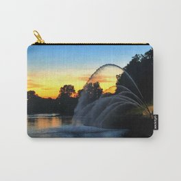 Thames River from London, Ontario Carry-All Pouch