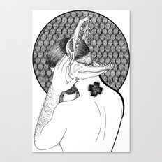 Rubén Rodriguez  Canvas Print