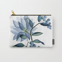 Blue Bayou-tanical Carry-All Pouch