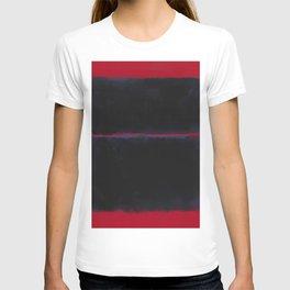 Rothko Inspired #6 T-shirt