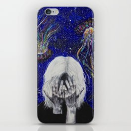 Junk Mind iPhone Skin