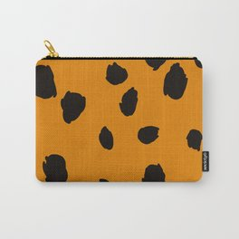 Animal Print Illustration Carry-All Pouch