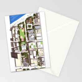 Mag Mile Stationery Cards