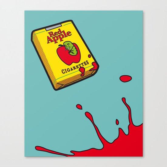 Pop Icon - Tarantino Canvas Print