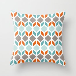Geometric #1 Throw Pillow
