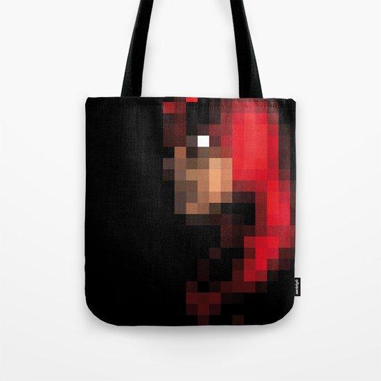 PIXELEON- Daredevil Tote Bag