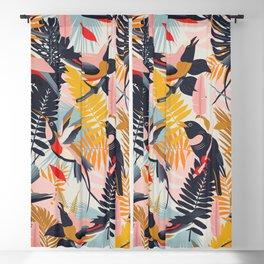 Paradise Birds II. Blackout Curtain