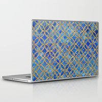 new year Laptop & iPad Skins featuring New year by Edling art