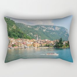 Bellagio in Lake Como Italy Rectangular Pillow