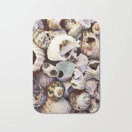 Shell Collection Bath Mat