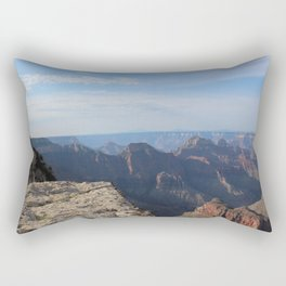 Independence at Grand Canyon Rectangular Pillow
