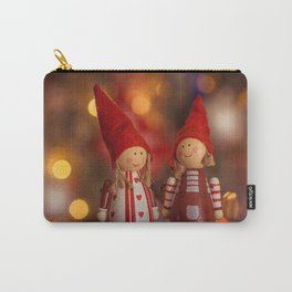 082 - Christmas Carry-All Pouch
