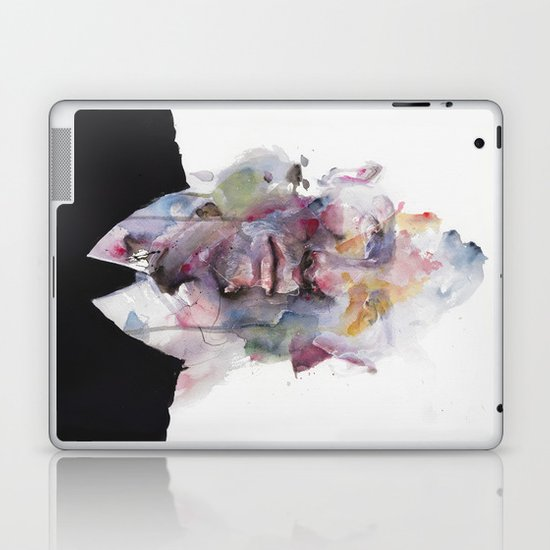 mr. afterthought Laptop & iPad Skin