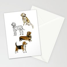 DogDogDogDog Stationery Cards