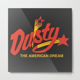 Dusty Rhodes: The American Dream Metal Print