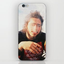 Smoky Posty iPhone Skin