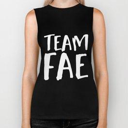Team Fae - Inverted Biker Tank