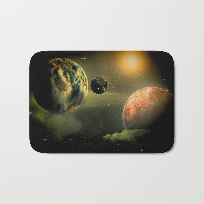 Space One Bath Mat