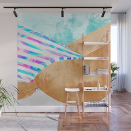 Freestyle #painting #illustration Wall Mural