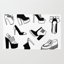 Shoe Cravings Rug