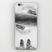 solid iPhone & iPod Skins featuring Solid ground by Stoian Hitrov - Sto