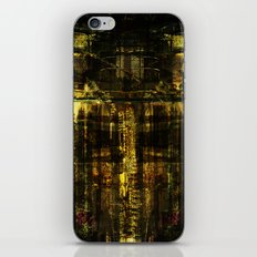 Indutrial ghost iPhone & iPod Skin
