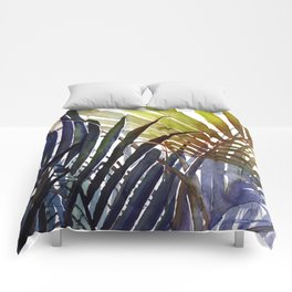 Arecaceae - household jungle #3 Comforters