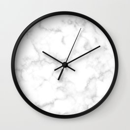 Marble Texture Surface 01 Wall Clock