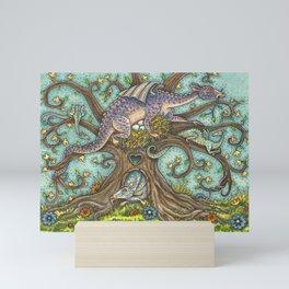 DRAGON TREE Mini Art Print