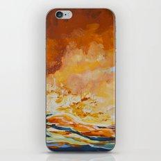 Burn iPhone & iPod Skin