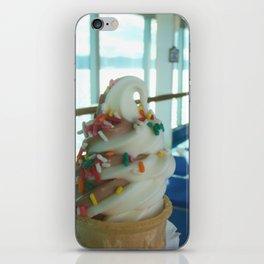 Ice Cream Cone iPhone Skin