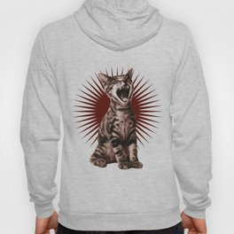 Adrenaline Cat Hoody