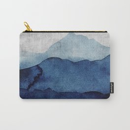 Water color landscape  Carry-All Pouch