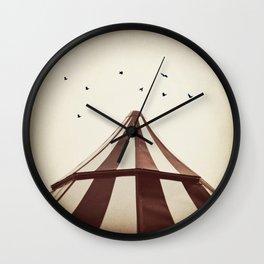 Le Carnivale Wall Clock