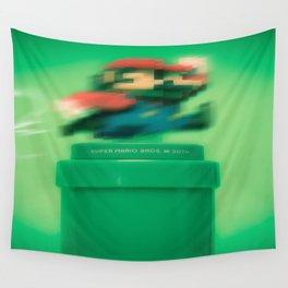 """Super Mario"" Wall Tapestry"