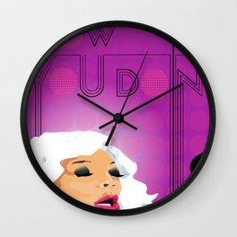 'How you doooooin?'  Wall Clock