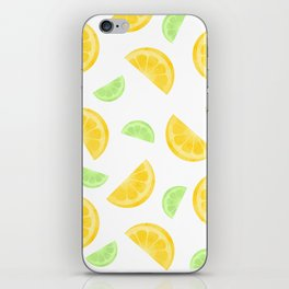 Citrus Circus iPhone Skin